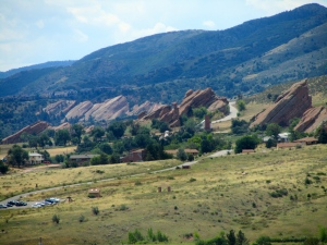 Red Rocks, Morrison,, Colorado
