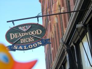 Deadwood saloon