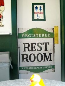 Registered Restroom???