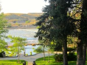 Giant Springs and Missouri River, Montana