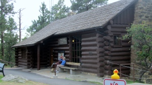 Visitor's Center at Devils Tower
