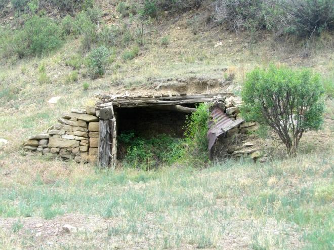 former coal mining area