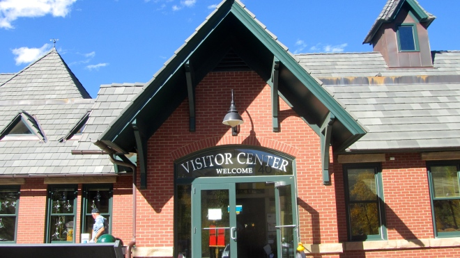 Georgetown Visitor's Center