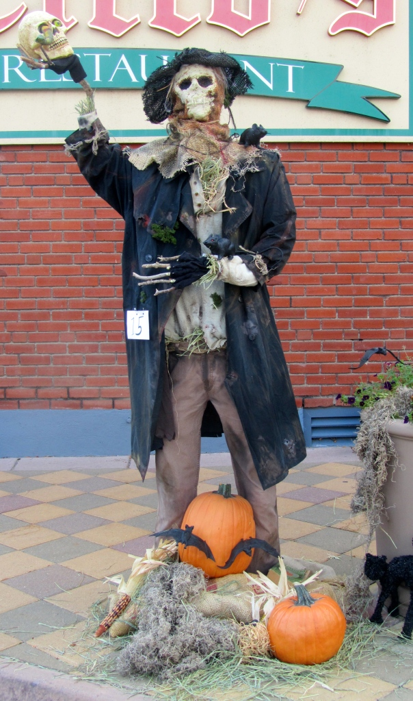 Festival of Scarecrows