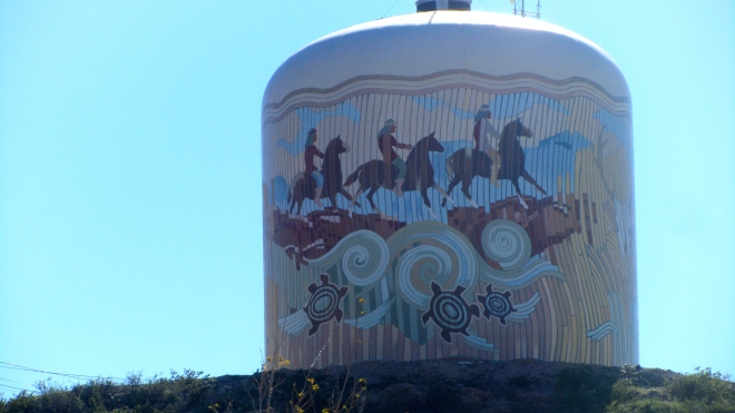 Art is everywhere in New Mexico