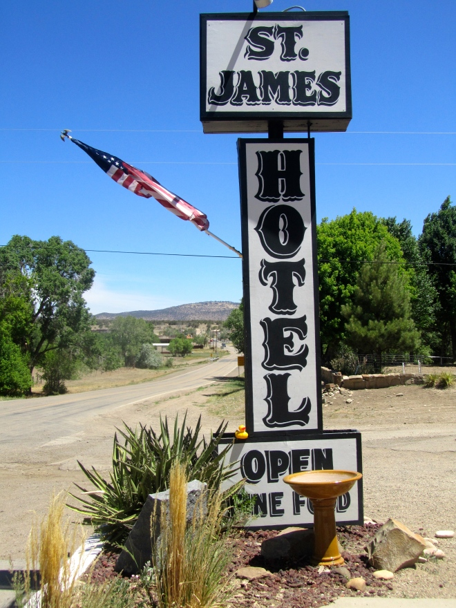 St James Hotel, Cimarron, New Mexico