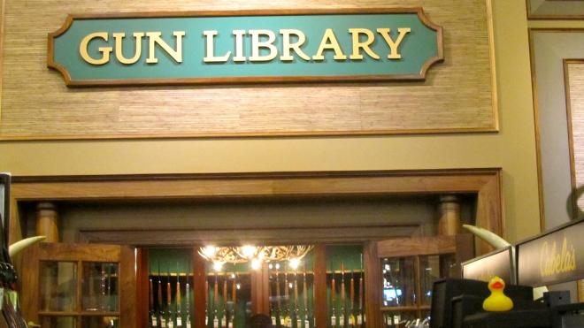 Place for rare guns