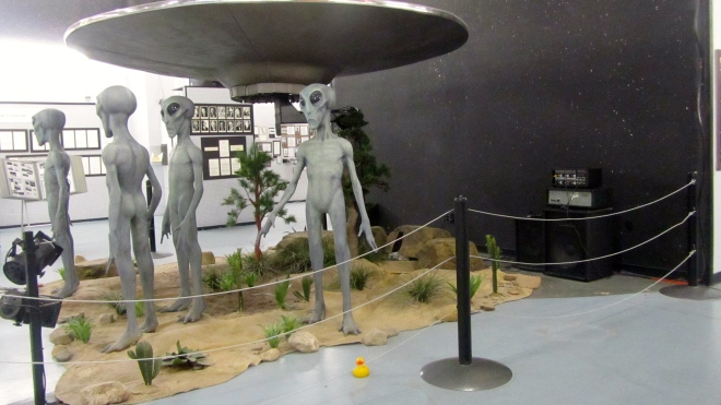 Aliens?