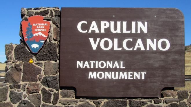 Capulin Volcano National Monument, New Mexico