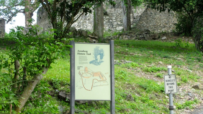 Annaberg Trail