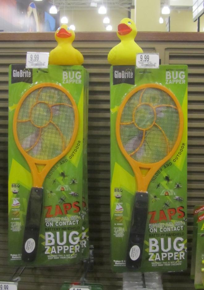Goodbye mosquitos