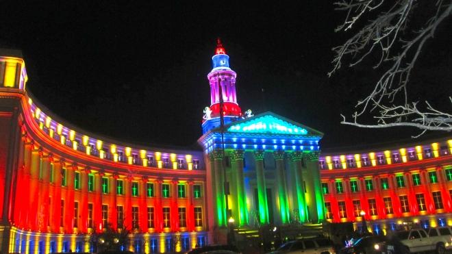 City and County Building of Denver, Colorado