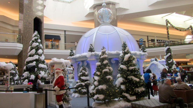 Is Santa looking for Zeb?
