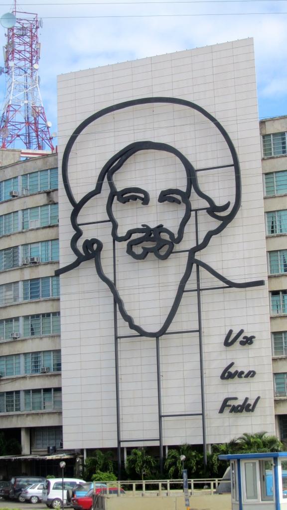 Honoring Camilo Cienfuegos