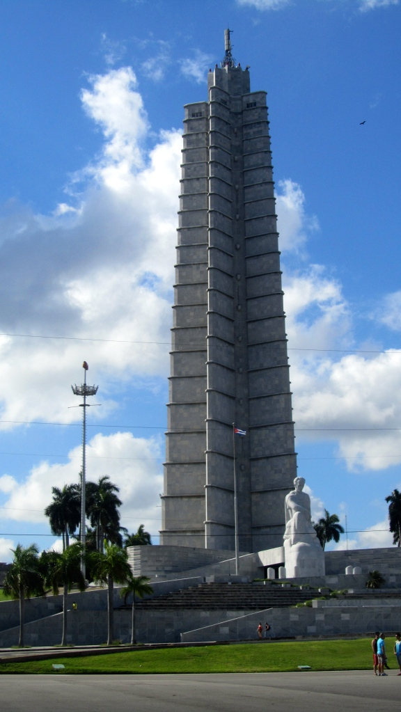 Monument to Jose Marti