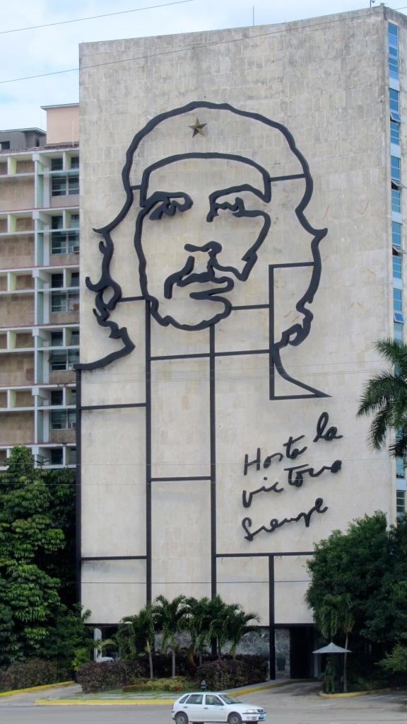 Honoring Che Guevara