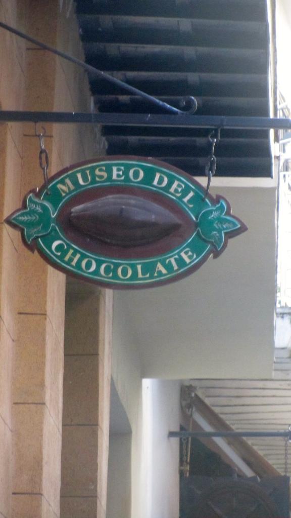 Chocolate Museum!!