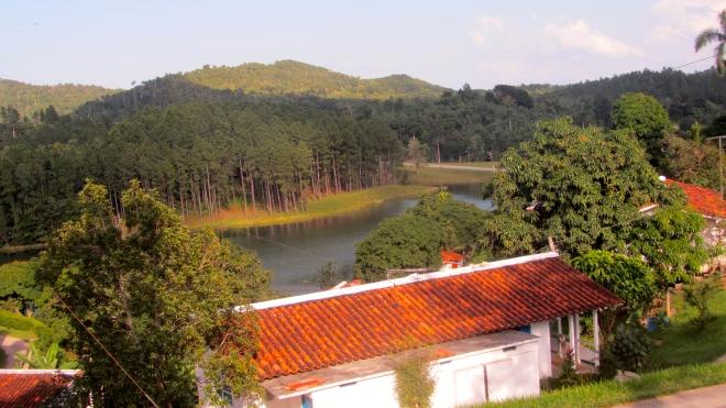 Las Terrazas in Sierra del Rosario mountains in Cuba