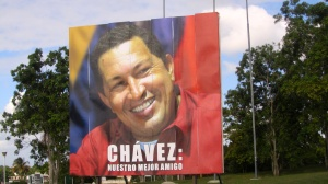 Chavez of Venezuela is our best friend