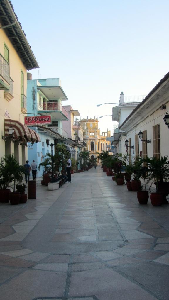 Street in Sancti Spiritus