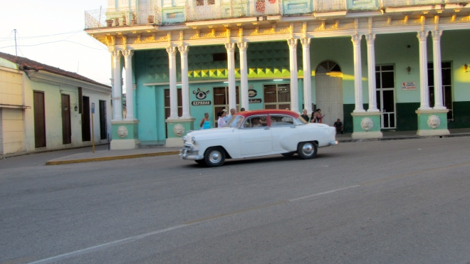 Great mechanics in Cuba