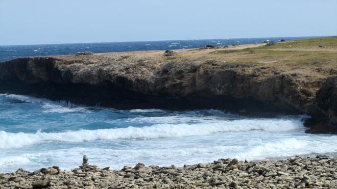 Former shark area