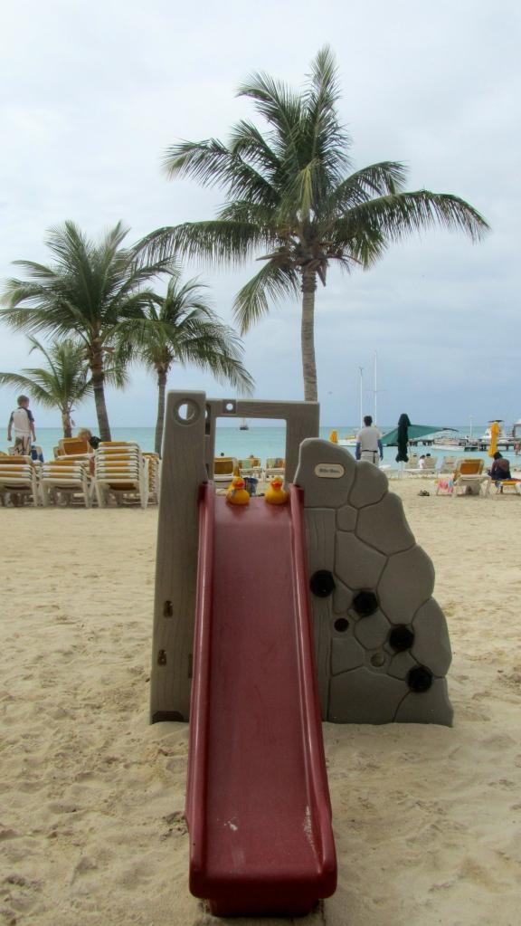 We love slides
