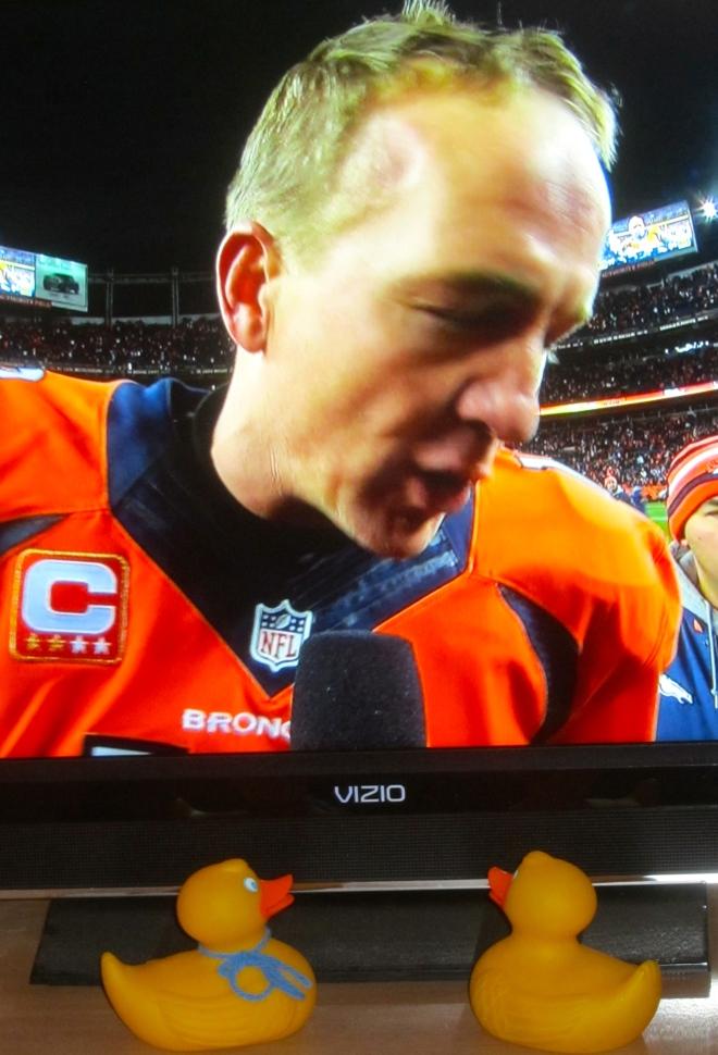 Victory for Denver Broncos