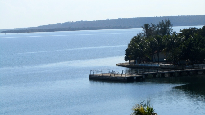 Bay of Cienfuegos, part of the Caribbean Sea