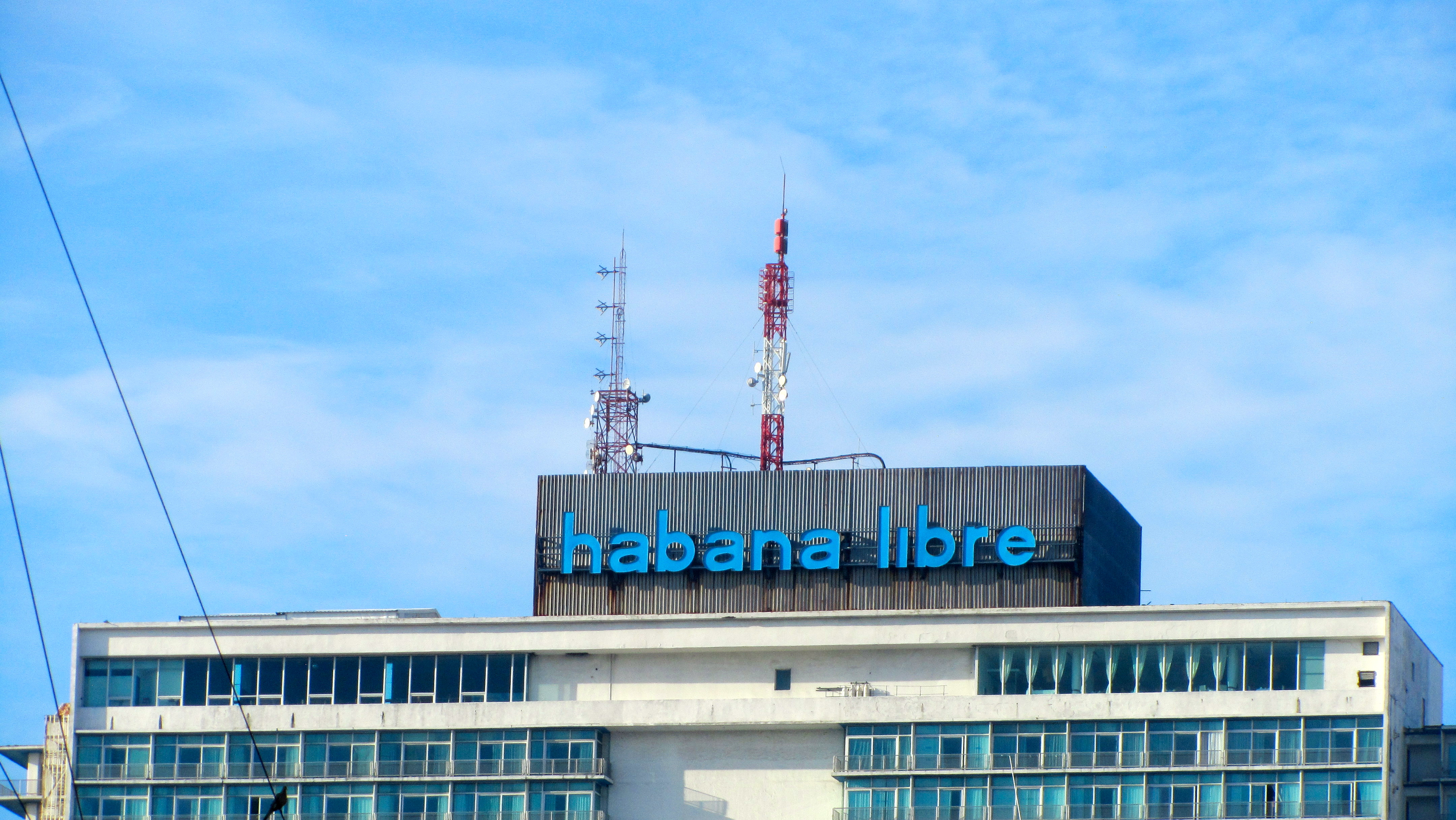 Hotel Havana Libre – Colorado Traveling Ducks