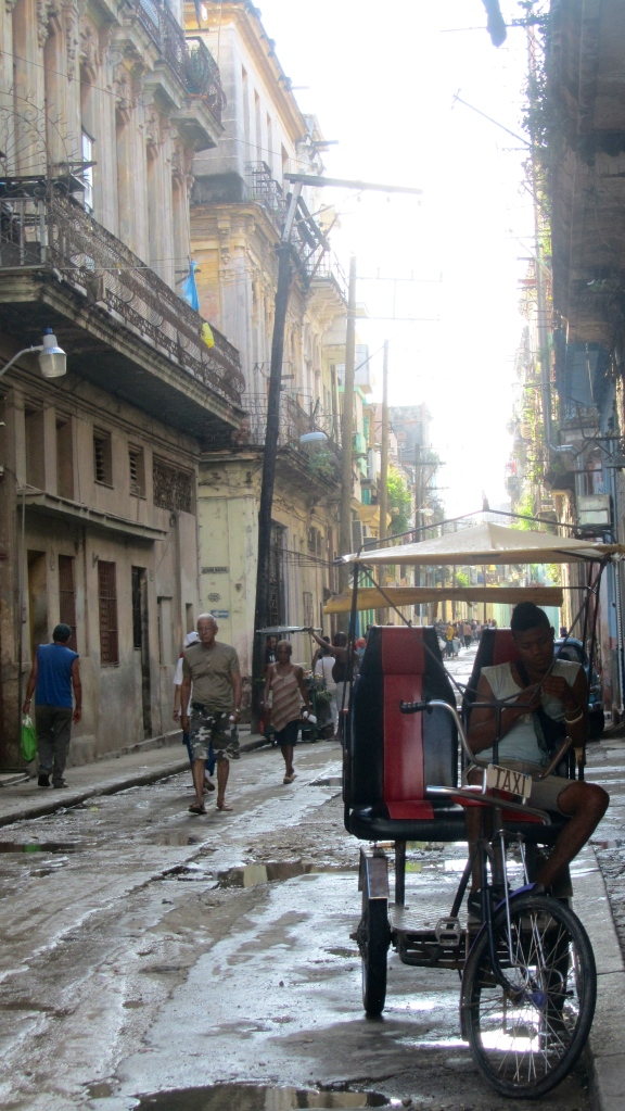 Older area of Havana