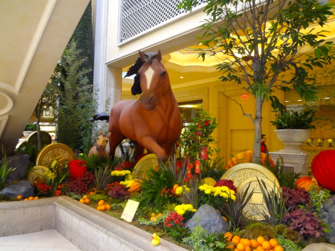 Inside Wynn Resort