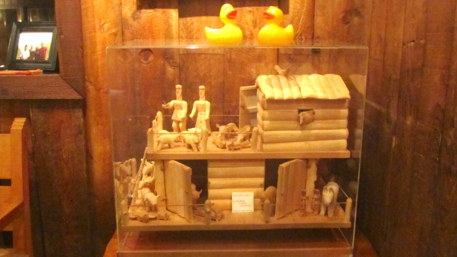 Noah's Ark at The Fort
