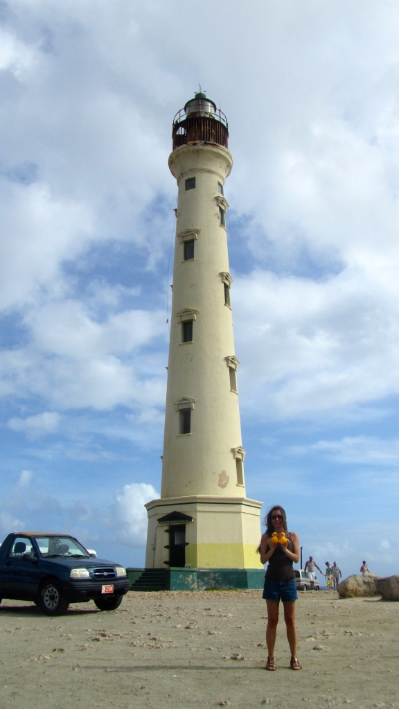 California Lighthouse in Aruba