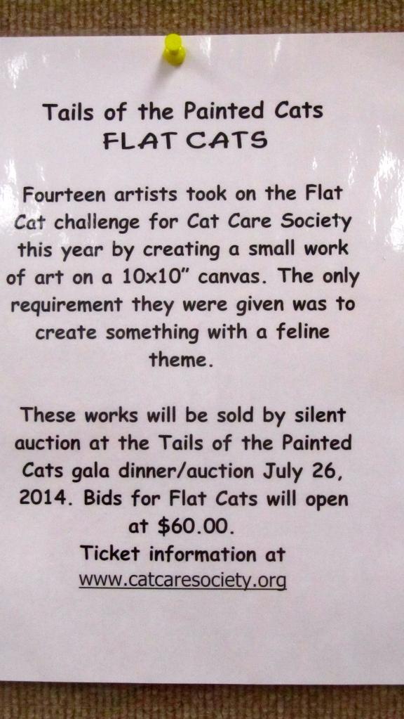 Flat Cats