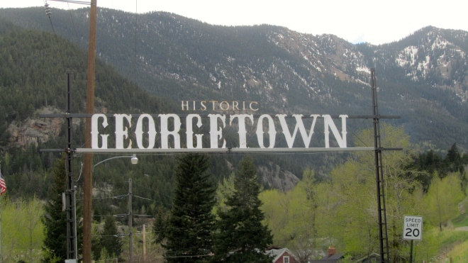 I love Georgetown, Colorado
