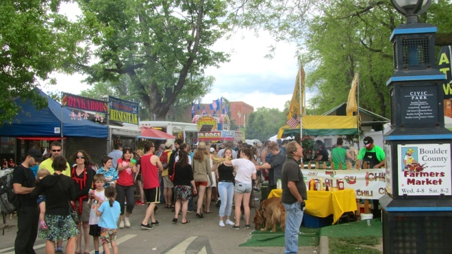Visit a festival this summer