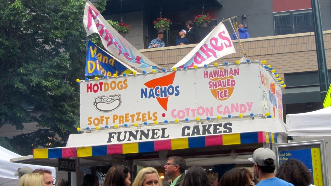 Funnel cakes and more