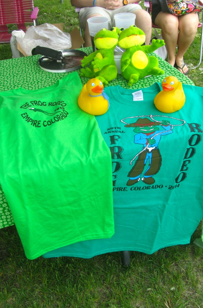 28th annual Frog Rodeo