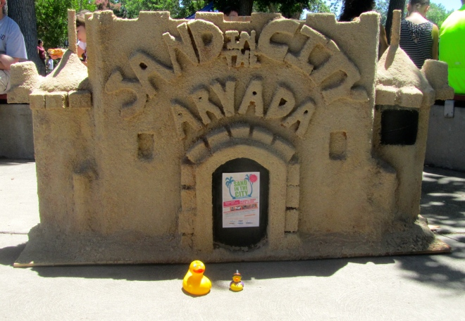 Arvada Sand Sculpture Festival