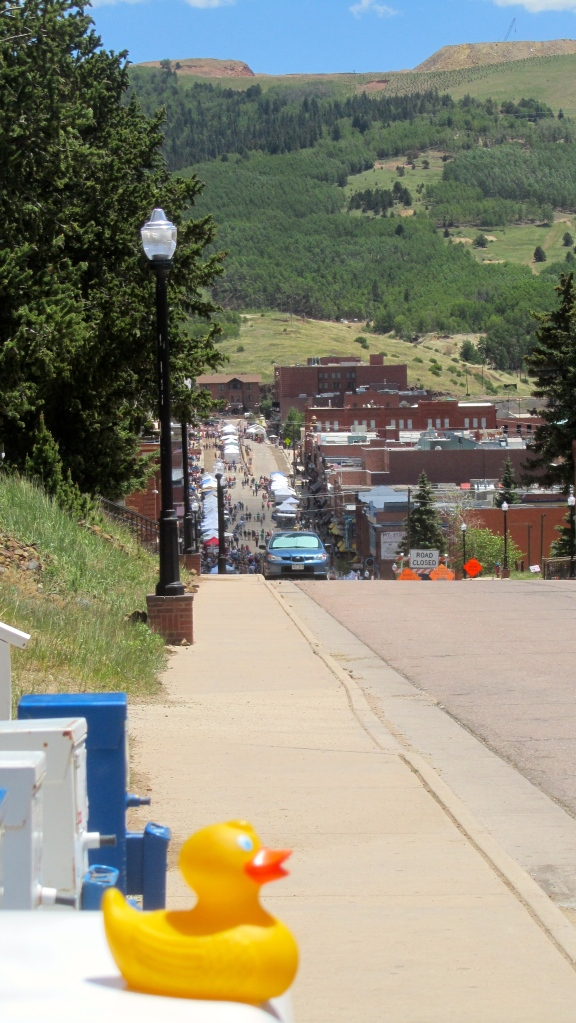 Festival at Cripple Creek