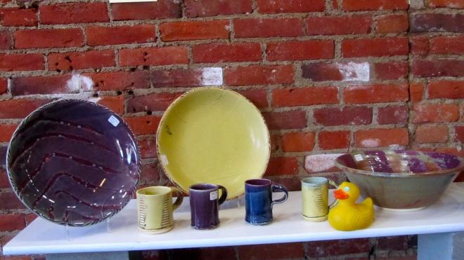 I like Steve's pottery