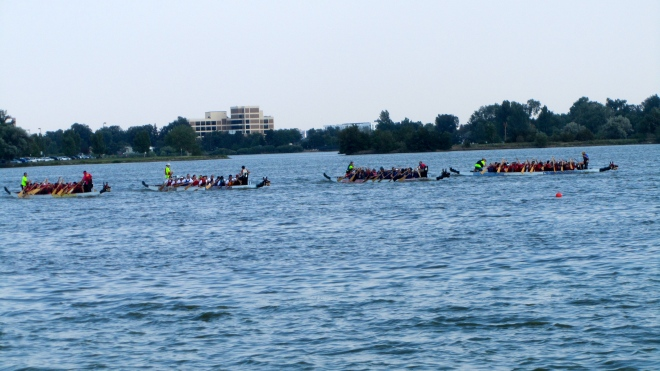 Fast rowing