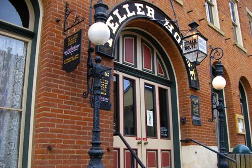 Teller House in Central City, Colorado