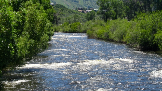 The mighty Yampa