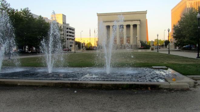 Baltimore's War Memorial