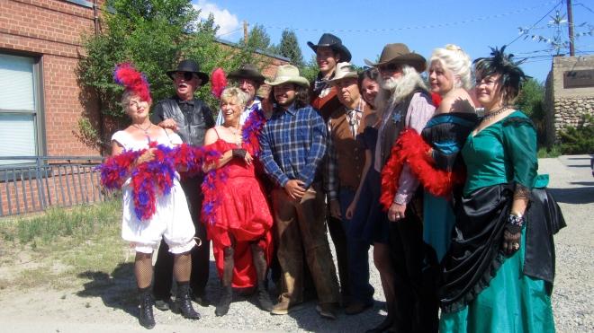 Cast in the Buena Vista shootout