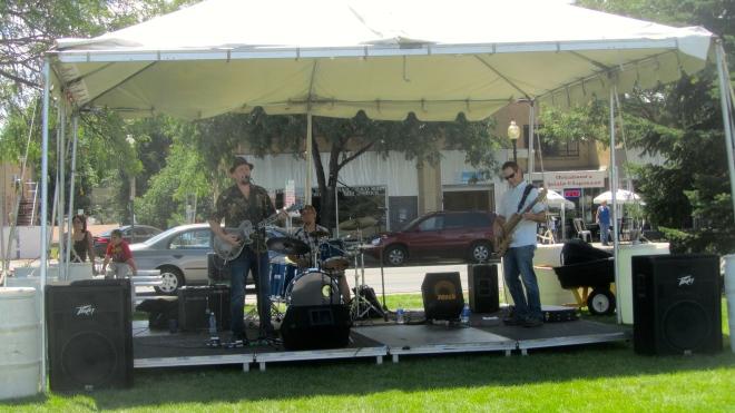Music necessary for festivals