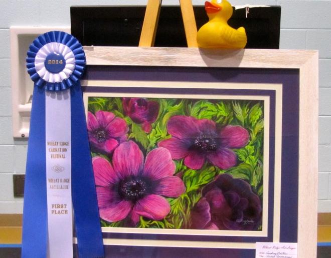 First place winner
