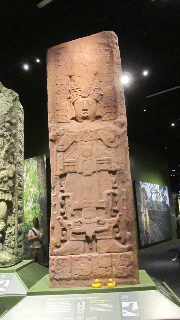 Stela for most important Quirigua king